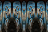 Glass Arches by LynEve, photography->manipulation gallery