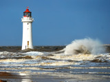 The Storm and The Lighthouse #2 by braces, Photography->Lighthouses gallery