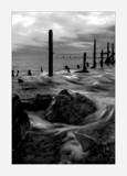 winter afternoon at the beach by JQ, Photography->Shorelines gallery