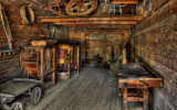 Farmer's HDR [8] - Garage by boremachine, Photography->Manipulation gallery