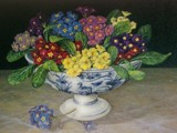 Bowl of Hydrangeas by foofoo, Photography->General gallery