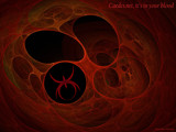 Bloodlines aka CaedesBlood: collaboration with DaletonaDave by Hottrockin, Abstract->Fractal gallery