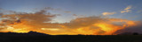 July 5 sunset panorama - Newton, Utah by nmsmith, photography->sunset/rise gallery