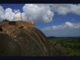 Temple on the rocks by priyanthab, photography->places of worship gallery