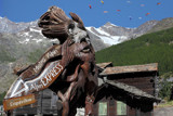 Timber man by Paul_Gerritsen, Photography->Sculpture gallery