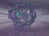 Tangled ball by Donna68, Computer->3D gallery