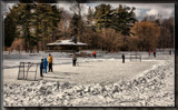 Hockey In The Park by Jimbobedsel, photography->people gallery