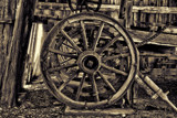 Old Wagon Wheel by quickshot, photography->general gallery