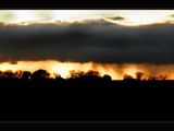 strange clouds at sunset by JQ, Photography->Skies gallery