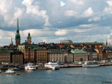 Stockholm view #3 by Junglegeorge, Photography->Architecture gallery