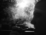 Smoke and Shadows by cjperisho, photography->people gallery