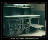 Ancient Ghost Town Oven Door by verenabloo, photography->general gallery