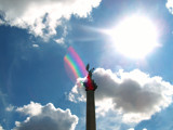 there's a treasure at the end of the rainbow by endless, Photography->Sculpture gallery