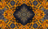 Gold Mosaic by LynEve, photography->manipulation gallery