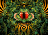 It's a Jungle out There by jswgpb, Abstract->Fractal gallery