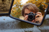 Arty Picture of Self by Aneirin, photography->people gallery