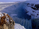 Gullfoss (Golden Falls) by thekorger, Photography->Waterfalls gallery