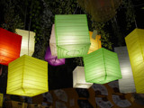 Lanterns in Key West by boborojo, Photography->Sculpture gallery