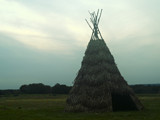 Corn Teepee by unclejoe85, photography->architecture gallery