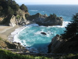 McWay Falls by ernieleaf, Photography->Shorelines gallery