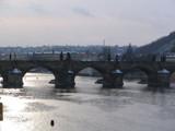 Charles Bridge, Prague - Dec 2005 by michaelcoles, Photography->Architecture gallery
