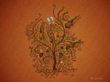 Orchestra Gold by vladstudio, Illustrations->Digital gallery