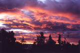 Anchorage sunset by PamParson, Photography->Skies gallery