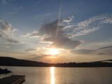 sunset on Alnö by zerusu, Photography->Sunset/Rise gallery