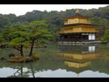 Kinkaku-ji Temple by hermanlam