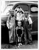Not-So-Happy Hallowe'en 1949 by Nikoneer, photography->people gallery