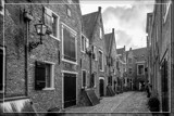 Medieval Alley B&W by corngrowth, contests->b/w challenge gallery
