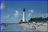Florida through my eyes #25 -Miami-Cape Florida Beaches by diaz3508, Photography->Lighthouses gallery