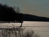 Dark Ice Fishing by thebitchyboss, Photography->Landscape gallery