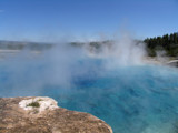 Excelsior Geyser Crater by rainerclouds, Photography->Water gallery