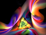 Rainbow Max by jswgpb, Abstract->Fractal gallery