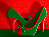 Those Yule Shoes by Jhihmoac, Illustrations->Digital gallery