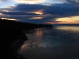 Sunset from Deception Pass Bridge by cjperisho, Photography->Sunset/Rise gallery