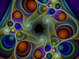 Paradise Fractal Style by Joanie, Abstract->Fractal gallery