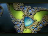 Fractal Gold IV by nmsmith, Abstract->Fractal gallery