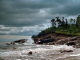 Wild nature in Quebec by ppigeon, Photography->Shorelines gallery
