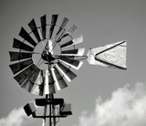 The Windmill by LakeMichigan, contests->b/w challenge gallery