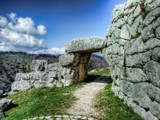 Megalithic door by Ed1958, Photography->Castles/Ruins gallery