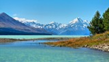 Aoraki Mt Cook by LynEve, photography->landscape gallery