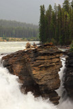 Athabasca Falls by doughlas, photography->waterfalls gallery