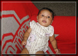 Image: 3 Month Old Zariah (ZAR-ee-uh)