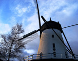 Old Danish mill by 89037, Photography->mills gallery