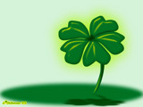 Th' Five Leaf Shamrock by Jhihmoac, Illustrations->Digital gallery