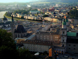 View of Salzburg, Austria by charlescurtis, Photography->Architecture gallery