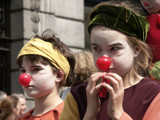 Young clowns by ppigeon, Photography->People gallery