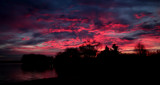 Sunrise Over Webster Lake #3 by tigger3, photography->sunset/rise gallery